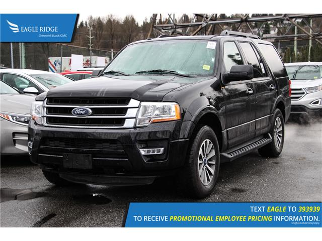 2017 Ford Expedition XLT (Stk: 179484) in Coquitlam - Image 1 of 5