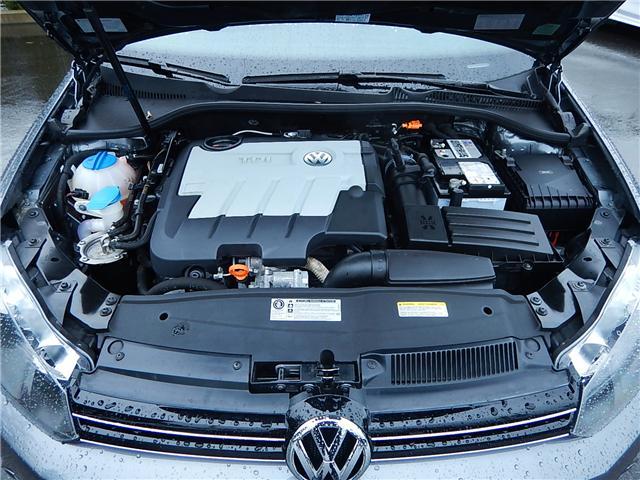 2014 Volkswagen Golf 2.0 TDI Comfortline (Stk: VW0753) in Surrey - Image 24 of 27