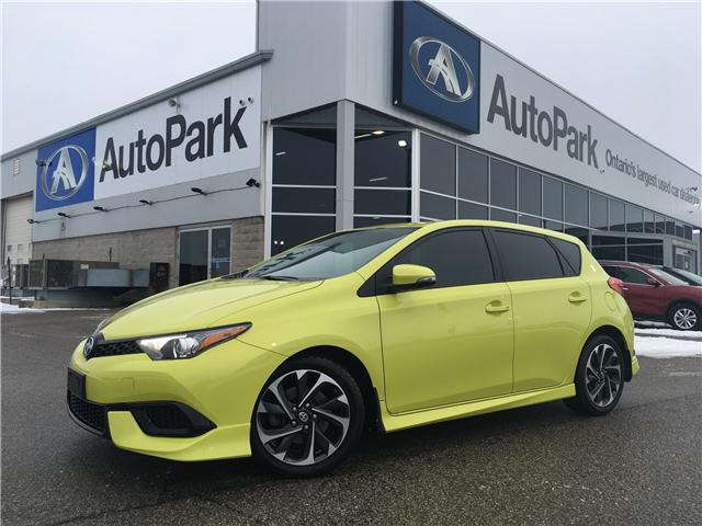 2016 Scion iM Base (Stk: 16-05073MB) in Barrie - Image 1 of 26
