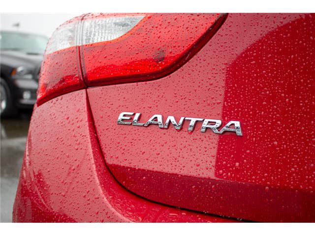 2013 Hyundai Elantra GT GL (Stk: EE898700A) in Surrey - Image 6 of 24
