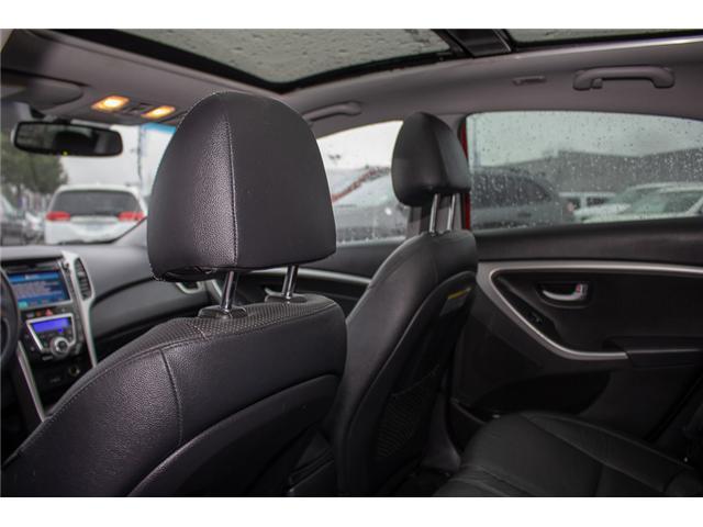 2013 Hyundai Elantra GT GL (Stk: EE898700A) in Surrey - Image 10 of 24