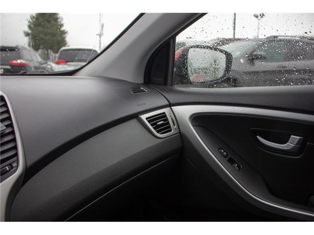 2013 Hyundai Elantra GT GL (Stk: EE898700A) in Surrey - Image 23 of 24