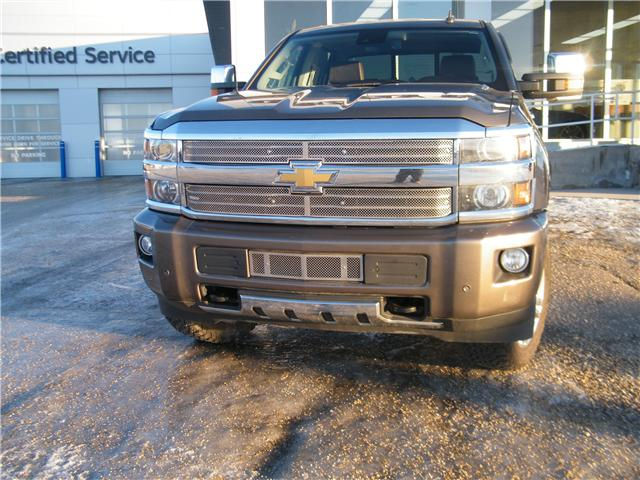 2015 Chevrolet Silverado 2500HD High Country (Stk: 55668) in Barrhead - Image 6 of 18