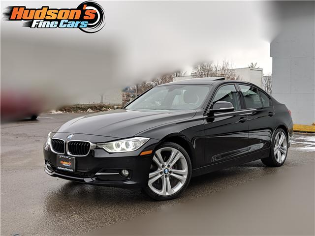 2014 BMW 328d xDrive (Stk: 47327) in Toronto - Image 1 of 28