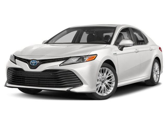 2019 Toyota Camry Hybrid SE (Stk: 19125) in Peterborough - Image 1 of 9