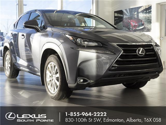 2016 Lexus NX 200t Base (Stk: L900163A) in Edmonton - Image 1 of 17