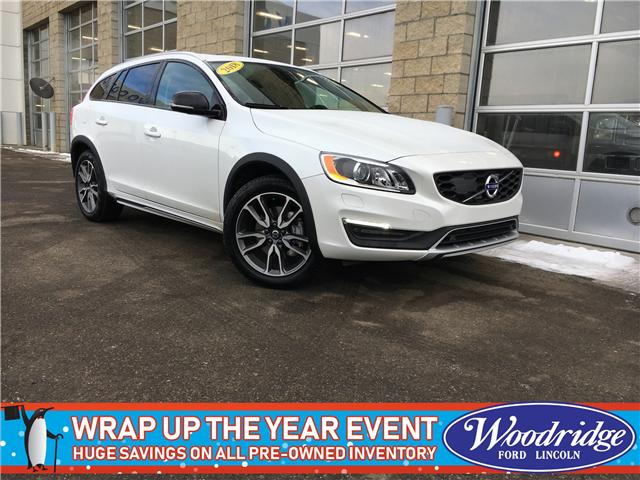 2018 Volvo V60 Cross Country T5 Premier (Stk: K-216A) in Calgary - Image 1 of 22