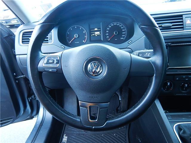 2014 Volkswagen Jetta 2.0L Trendline+ (Stk: VW0729) in Surrey - Image 8 of 23