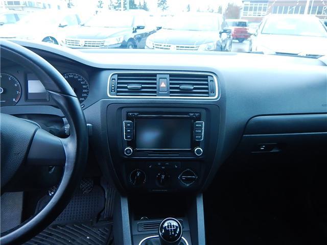 2014 Volkswagen Jetta 2.0L Trendline+ (Stk: VW0729) in Surrey - Image 10 of 23