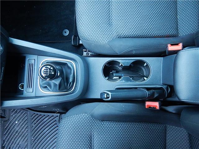 2014 Volkswagen Jetta 2.0L Trendline+ (Stk: VW0729) in Surrey - Image 11 of 23