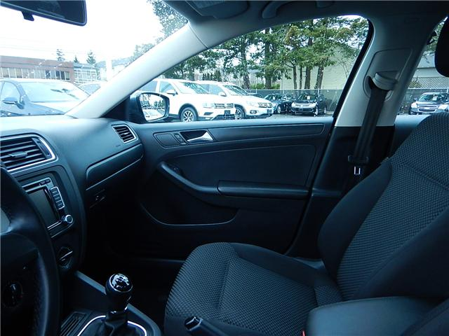 2014 Volkswagen Jetta 2.0L Trendline+ (Stk: VW0729) in Surrey - Image 12 of 23