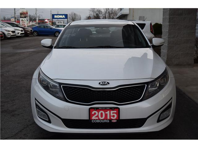 2015 Kia Optima LX (Stk: 529420-15) in Cobourg - Image 2 of 21