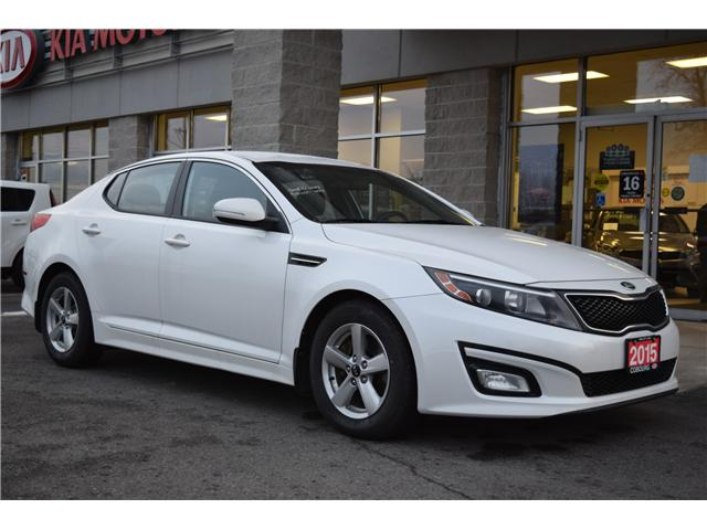 2015 Kia Optima LX (Stk: 529420-15) in Cobourg - Image 1 of 21