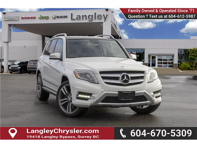 2014 Mercedes-Benz Glk-Class Base (Stk: J453325A) in Surrey - Image 1 of 28