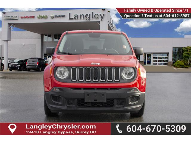 2015 Jeep Renegade Sport (Stk: EE898730A) in Surrey - Image 2 of 23