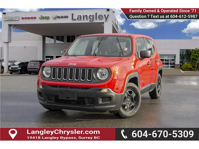 2015 Jeep Renegade Sport (Stk: EE898730A) in Surrey - Image 3 of 23