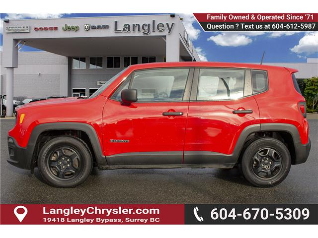 2015 Jeep Renegade Sport (Stk: EE898730A) in Surrey - Image 4 of 23