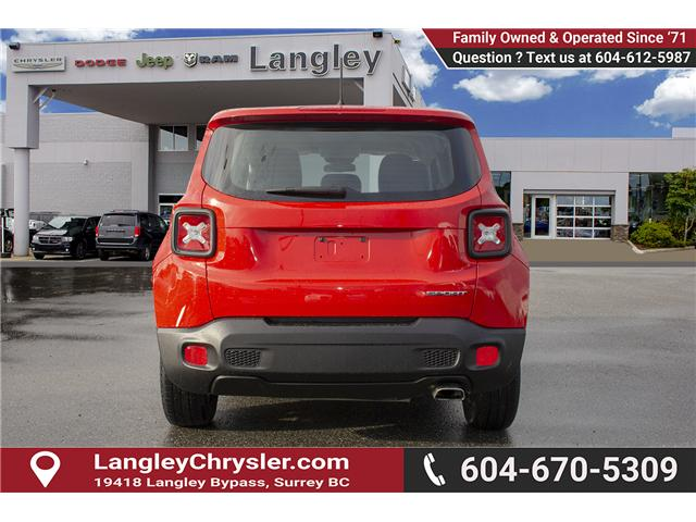 2015 Jeep Renegade Sport (Stk: EE898730A) in Surrey - Image 5 of 23