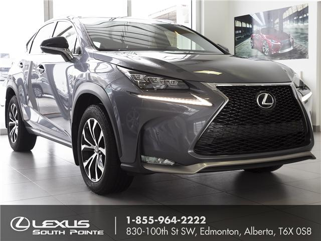 2016 Lexus NX 200t Base (Stk: L900184A) in Edmonton - Image 1 of 20