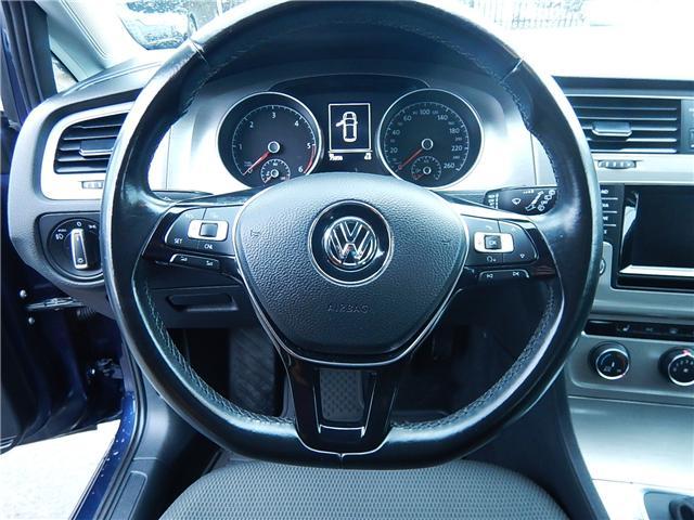 2015 Volkswagen Golf 2.0 TDI Trendline (Stk: VW0750) in Surrey - Image 10 of 25