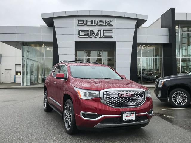 2019 GMC Acadia Denali (Stk: 9A29310) in North Vancouver - Image 2 of 14