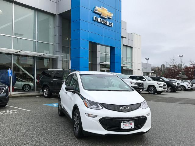 2019 Chevrolet Bolt EV Premier (Stk: 9B15150) in North Vancouver - Image 2 of 13