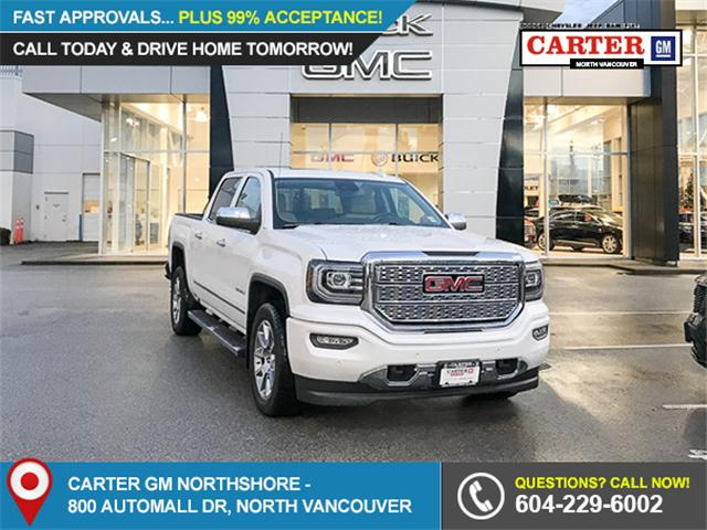 2018 GMC Sierra 1500 Denali (Stk: 8R33710) in North Vancouver - Image 1 of 13