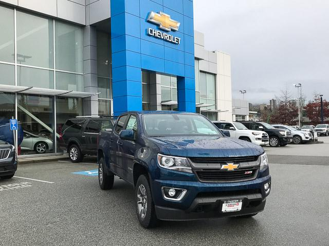 2019 Chevrolet Colorado Z71 (Stk: 9CL29820) in North Vancouver - Image 2 of 13