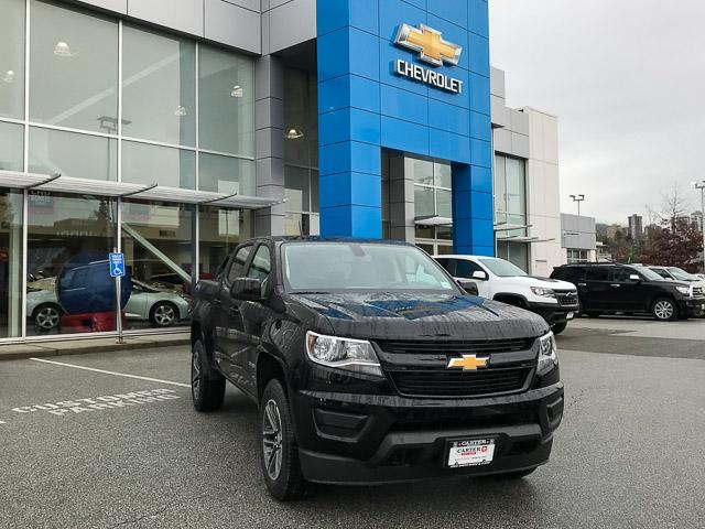 2019 Chevrolet Colorado WT (Stk: 9CL32390) in North Vancouver - Image 2 of 13