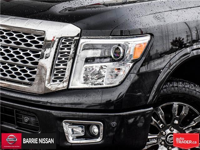 2016 Nissan Titan XD Platinum Reserve Diesel (Stk: 18789A) in Barrie - Image 2 of 30