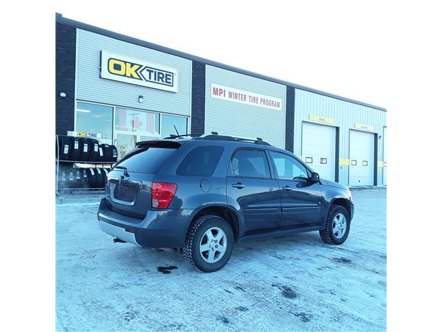 2007 Pontiac Torrent Sport (Stk: P376) in Brandon - Image 1 of 4