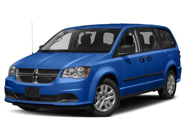 2019 Dodge Grand Caravan SXT Premium Plus (Stk: K379) in Burlington - Image 1 of 9