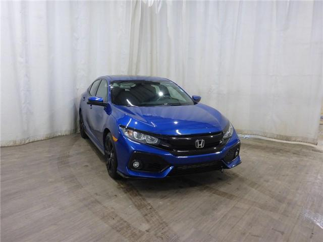 2019 Honda Civic Sport (Stk: 1935009) in Calgary - Image 1 of 21