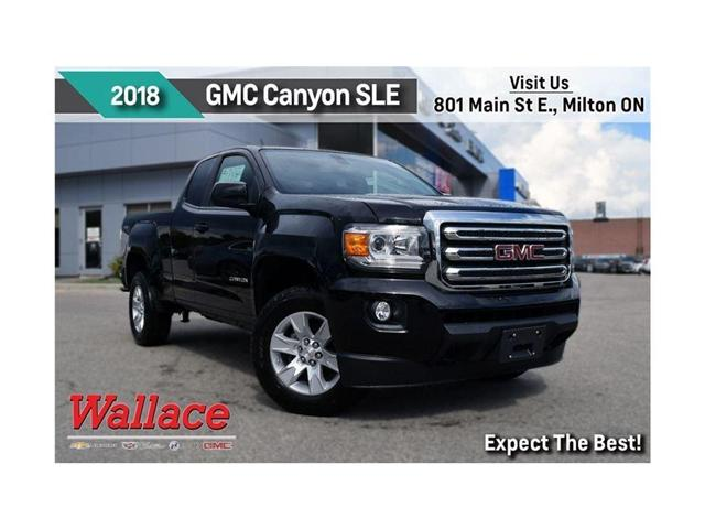 2018 GMC Canyon  (Stk: J1124074) in Milton - Image 1 of 9