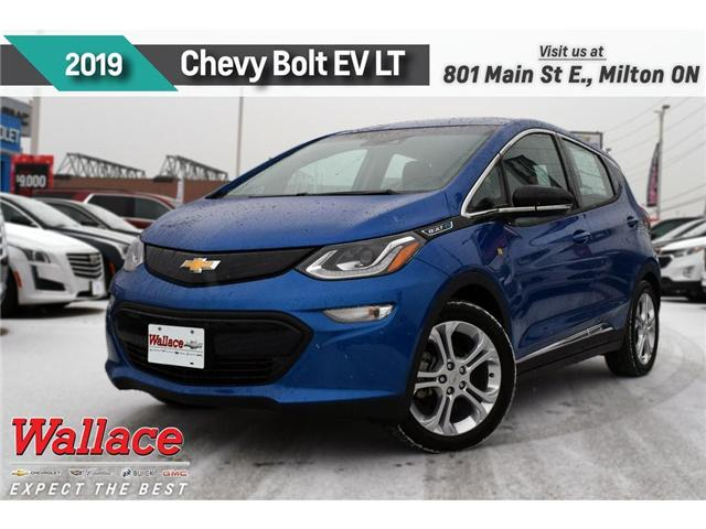 2019 Chevrolet Bolt EV LT (Stk: 112891) in Milton - Image 1 of 9