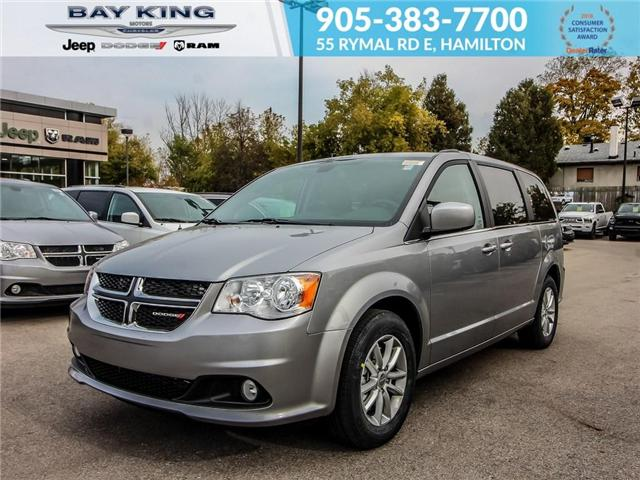 2019 Dodge Grand Caravan CVP/SXT (Stk: 193520) in Hamilton - Image 1 of 19