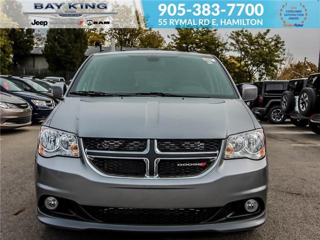 2019 Dodge Grand Caravan CVP/SXT (Stk: 193520) in Hamilton - Image 2 of 19