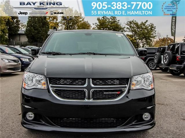 2019 Dodge Grand Caravan CVP/SXT (Stk: 193522) in Hamilton - Image 2 of 19