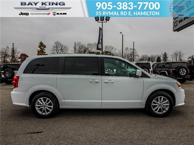 2019 Dodge Grand Caravan CVP/SXT (Stk: 193528) in Hamilton - Image 2 of 23