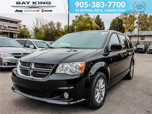 2019 Dodge Grand Caravan CVP/SXT (Stk: 193527) in Hamilton - Image 1 of 19