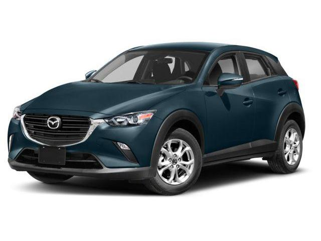 2019 Mazda CX-3 GS (Stk: 194593) in Burlington - Image 1 of 9