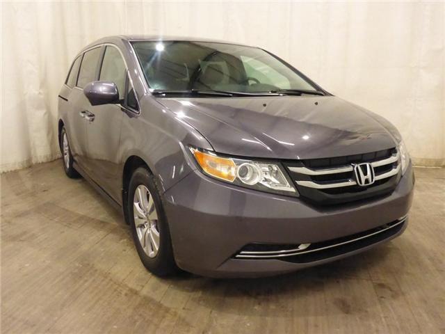 2015 Honda Odyssey EX (Stk: 18120827) in Calgary - Image 2 of 30
