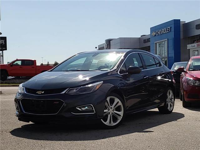2018 Chevrolet Cruze Premier Auto (Stk: N12921) in Newmarket - Image 2 of 30
