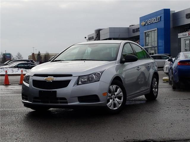 2014 Chevrolet Cruze 2LS (Stk: N13090) in Newmarket - Image 1 of 30