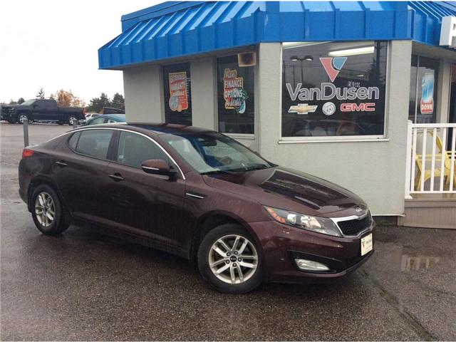 2011 Kia Optima EX (Stk: 184127A) in Ajax - Image 1 of 18