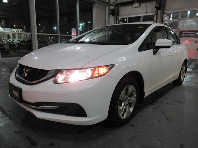 2015 Honda Civic LX, COMES WITH WINTER TIRES! (Stk: 9005735A) in Brampton - Image 1 of 25