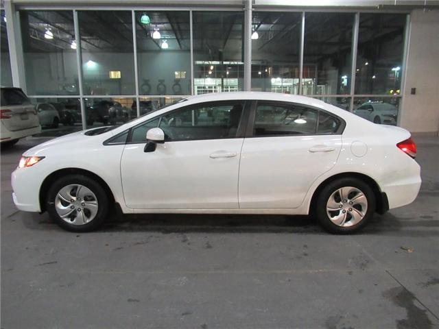 2015 Honda Civic LX, COMES WITH WINTER TIRES! (Stk: 9005735A) in Brampton - Image 2 of 25