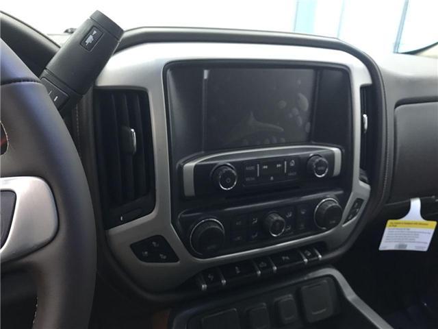 2018 GMC Sierra 1500 SLT (Stk: 201240) in Lethbridge - Image 14 of 21