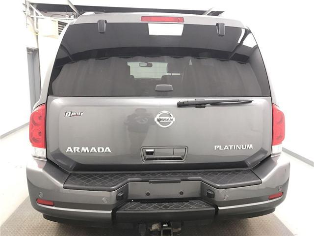 2013 Nissan Armada Platinum (Stk: 201165) in Lethbridge - Image 2 of 21