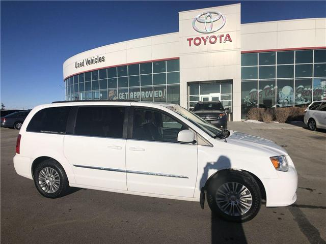2016 Chrysler Town & Country  (Stk: 2900290A) in Calgary - Image 1 of 18